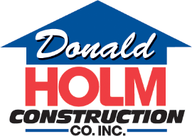 Logo-Don Holm Construction